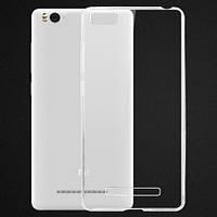 Чехол силиконовый Ультратонкий Epik для Xiaomi Mi4i Прозрачный