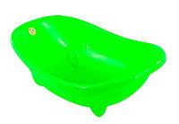 Детская ванночка SL №2 зеленая, 371011