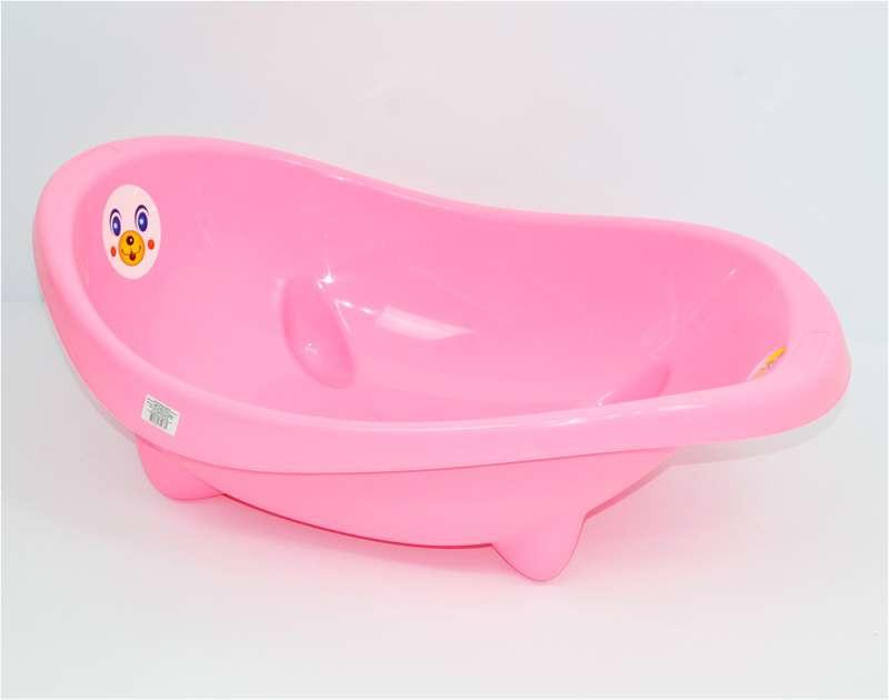 Детская ванночка SL №2 розовая, ПХ4511РОЗ