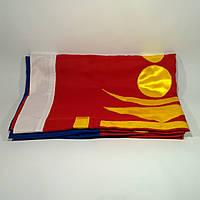 Флаг Монголии (Аппликация) - (1м*1.5м)