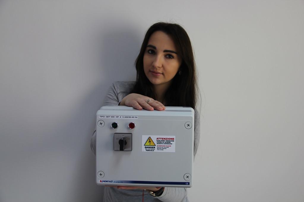 Пульт управления QET 300