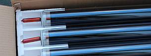 Трубка вакуумная Heat Pipe 58х1800 конденсатор Ø14 мм
