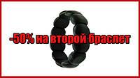 Стильный аксессуар из черного нефрита Бяньши