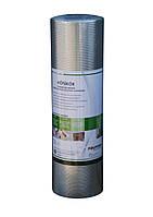 Отражающая изоляция Полифом за радиаторы отопления (3004/ВОРР  0,55х5м, химически сшитый ППЭ)