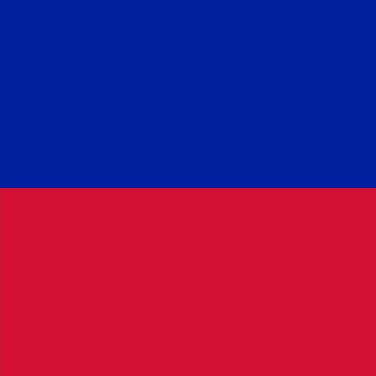 Флаг Гаити - (1м*1.5м)