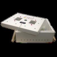 Инкубатор бытовой Лелека-5М (ИБ-100 ЭМГ) (гуси, механ. переворот, эл.-цифр. терморегулятор Минилайн)