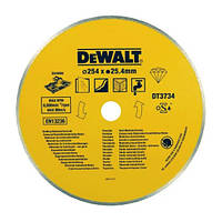 """Круг алмазный отрезной для керамики 250х25,4мм """"DeWALT"""""""