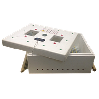 Инкубатор бытовой Лелека-5М (ИБ-100 ЭМКГ) (гуси, механ. переворот, эл.-цифр. терморегулятор Минилайн-2)