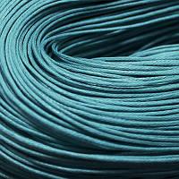 Шнур Вощеный Хлопковый, Цвет: Чирок, Размер: Толщина 1мм, около 80м/связка, (УТ000003376)