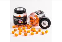 Бойлы Кальмар с апельсином с нейтральной плавучестью CarpBalls 10mm