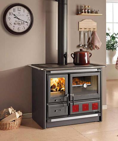 Отопительно-варочная печь Nordica Rosa XXL, фото 2