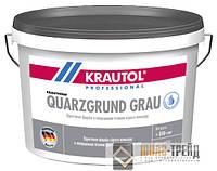 Krautherm Quarzgrund Grau - aдгезионный пигментированный грунт, 25 кг