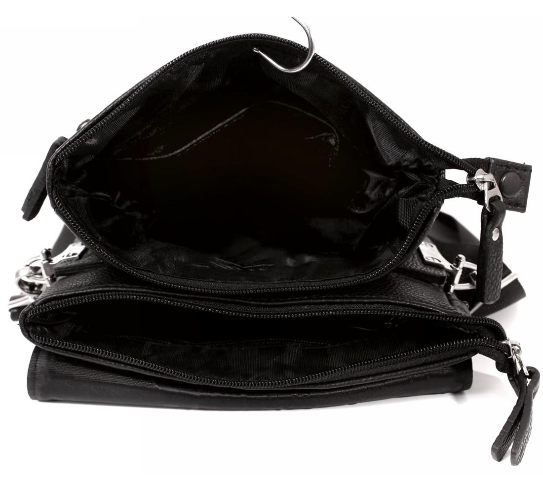 7ed32849e35e Классическая мужская сумка мессенджер из матовой телячьей кожи  20,5x23x9см., цена 1 574 грн., купить в Киеве — Prom.ua (ID#171887518)