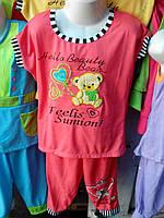 Летний костюм на девочку  купить в Одессе дешево №9120