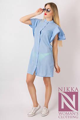 Женское летнее платье №57-1045