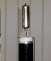 Трубка вакуумная Heat Pipe 58х1800 конденсатор Ø24 мм