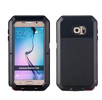 Чехол для мобильного телефона Samsung S6 Lunatic Waterpoof Black