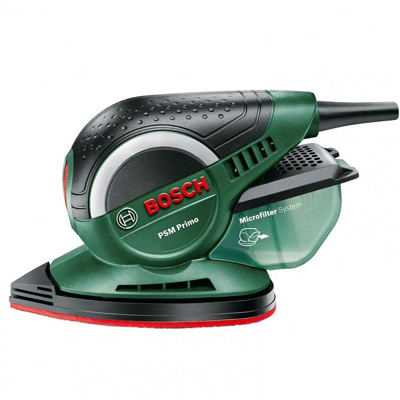 Шлифовальная вибромашина Bosch PSM Primo, 06033B8020