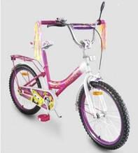 Детский велосипед двухколесный Губка боб