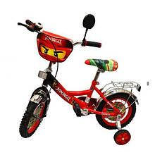 Велосипед детский 16 дюймов Нинзя