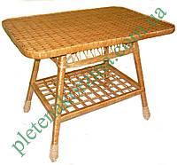 Стол плетеный из лозы Арт.1224