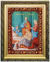 Набор для вышивания бисером Икона Рождество Пресвятой Богородицы Б-1052