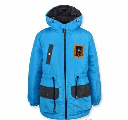 """Стильна якісна весняна куртка """"Спорт"""" на хлопчика., фото 2"""