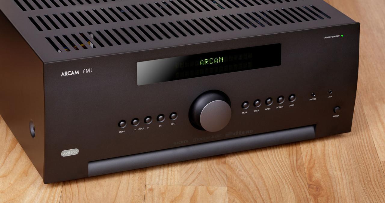 Arcam FMJ AVR550 Dolby Atmos AV ресивер 7 2 класса High End: лучшая цена от  Студии звука и дизайна