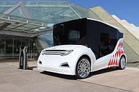 В Монако представили первый украинский электромобиль Synchronous