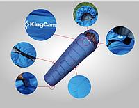 Спальный мешок KingCamp Treck 450 L,R  Blue