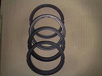 Уплотнительные кольца и втулки для паровых головок сушильных цилиндров