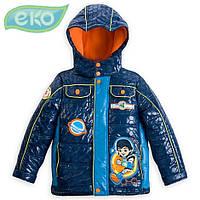 Disney Красивая демисезонная куртка для мальчика