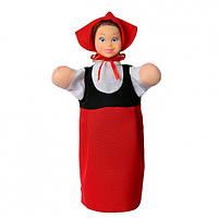 """Кукла-рукавичка """"КРАСНАЯ ШАПОЧКА"""" B074"""