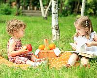 Весна – время пикников и праздников на природе!