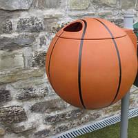 """Баскетбольный мяч """"SPORT"""", урна"""