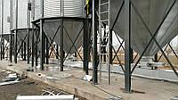 Качественные Силоса UCELSILO с коническим дном (зернохранилище) - Турция