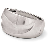 55010 Широкий браслет из меди, покрытой родием