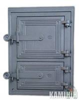 Дверка чугунная DPK 2W