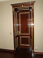 """Межкомнатные двери из дерева """"Luxury"""""""