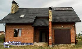 Розміщення сонячних батарей на даху