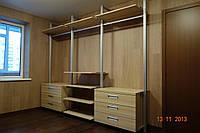 Гардеробы, гардеробные комнаты