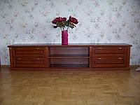 Стол журнальный из дерева на заказ
