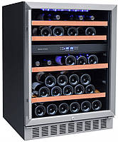 Винный шкаф Gunter und Hauer WKI- 044D на 44 бутылки и 5 полок