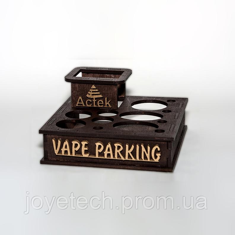 Подставка-органайзер Vape Parking - Сеть магазинов Enjoy Smoke Vape Shop в Харькове
