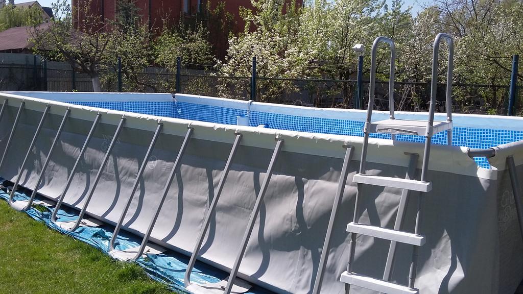 Производим установку бассейнов запуск фильтровых насосов и ремонт. 2