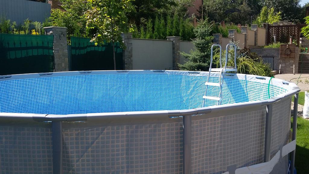 Производим установку бассейнов запуск фильтровых насосов и ремонт. 3