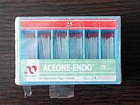 Штифты бумажные Aceone-Endo 0.4 № 25