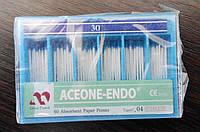Штифты бумажные Aceone-Endo 0.4 № 30