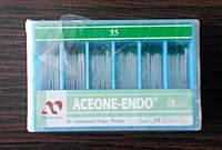 Штифты бумажные Aceone-Endo 0.4 № 35