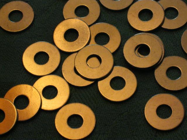 Шайбы увеличенные ГОСТ 6958-78, DIN 9021 | Фотографии принадлежат предприятию Крепсила